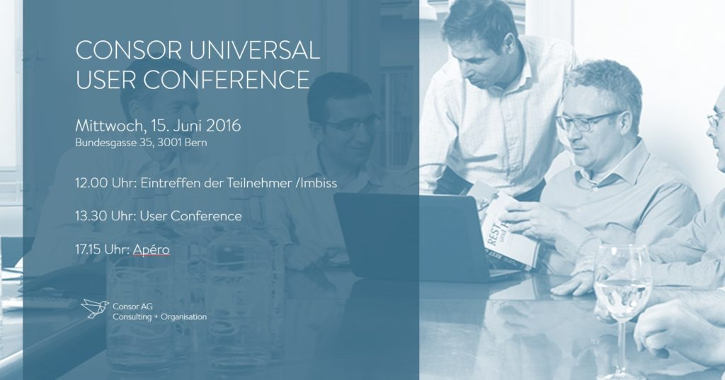 User Conference 2016