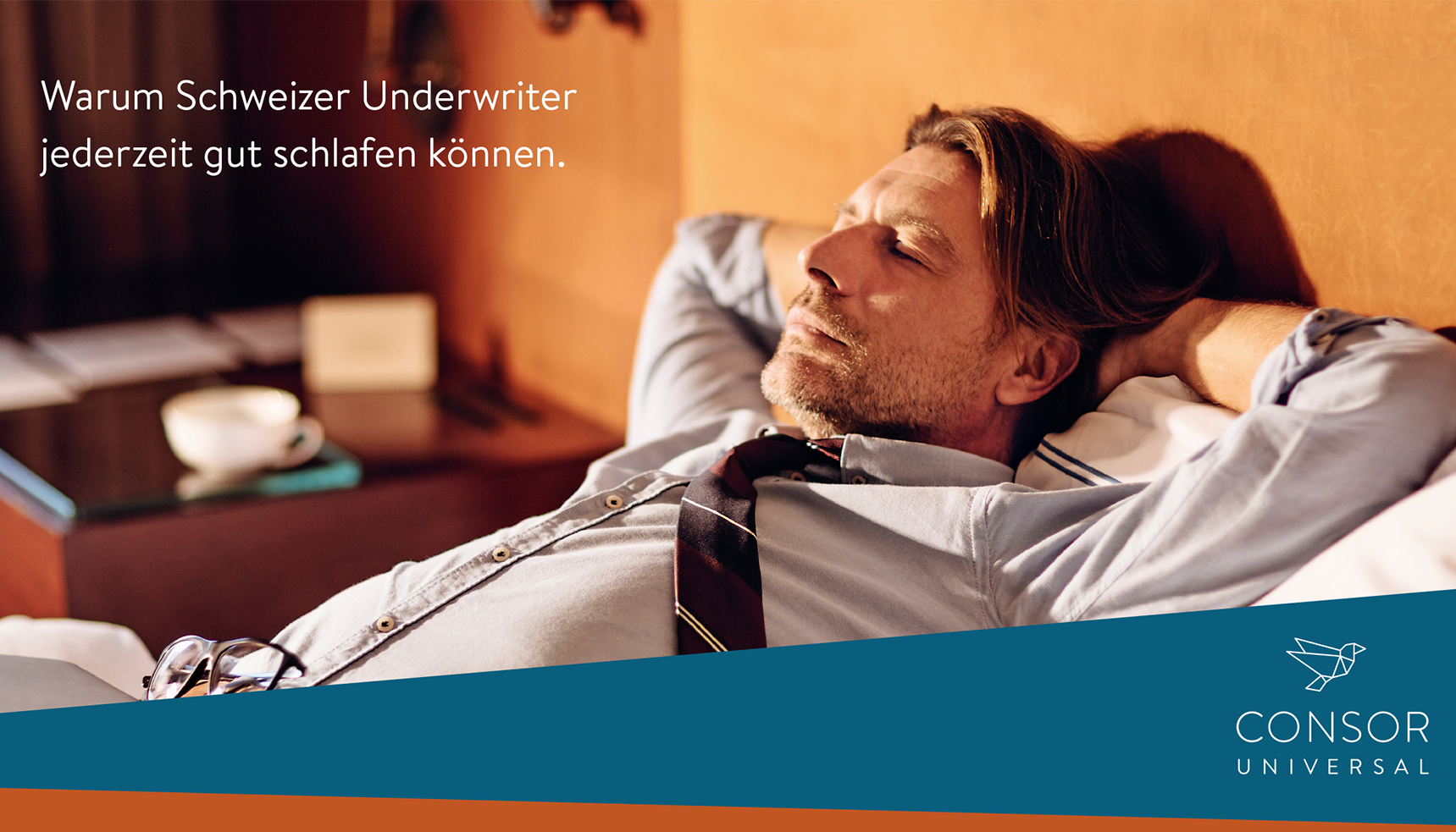 Why Swiss Underwriters Can Sleep Well At All Times