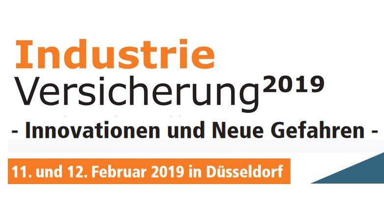 Fachkongress Industrieversicherung 2019