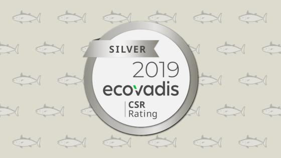 Auszeichnung Ecovadis 2019